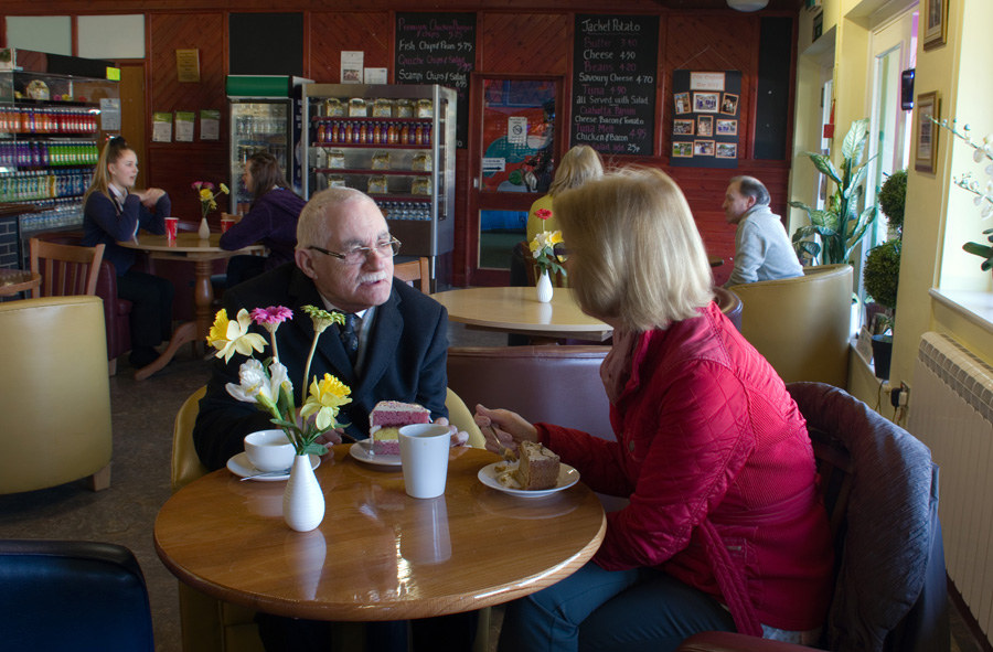 Cafe Rastelli Happy Mount Park