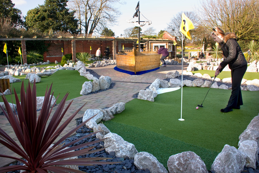 Adventure Golf Morecambe