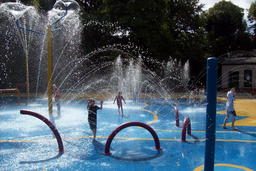 Aqua Park Morecambe