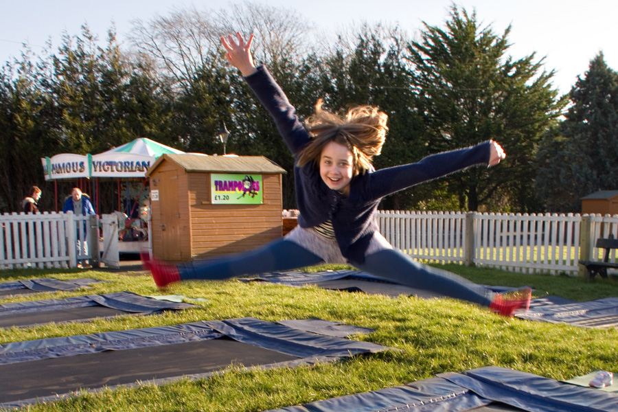Trampolines Morecambe