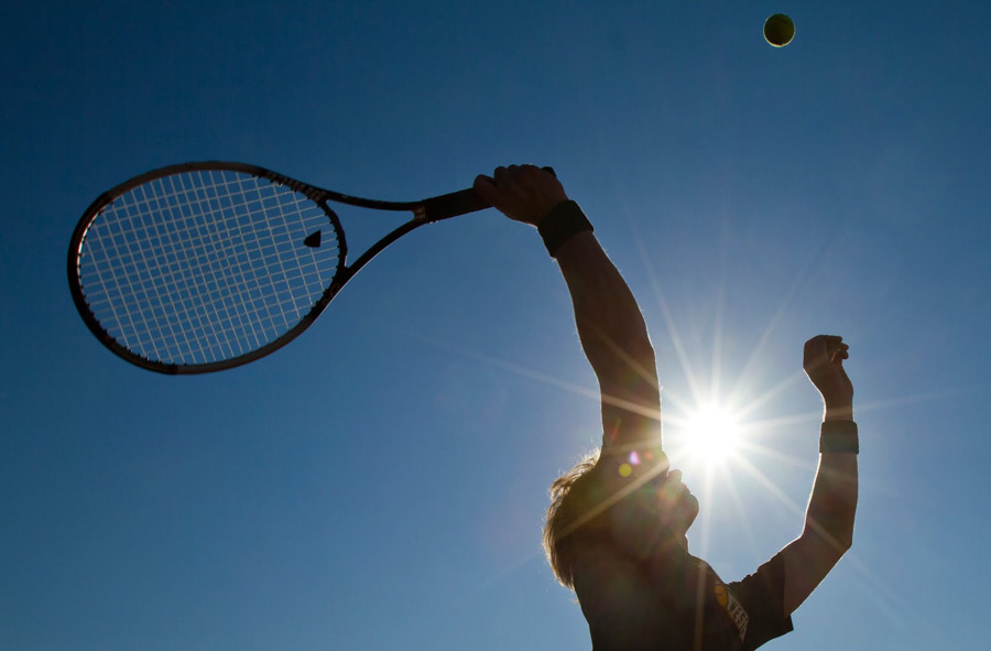 Tennis Happy Mount Park