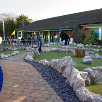 Adventure Golf Course Morecambe
