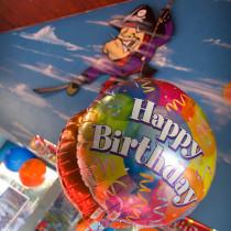 Birthday Balloons Happy Mount Park