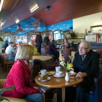 Indoor Cafe Happy Mount Park