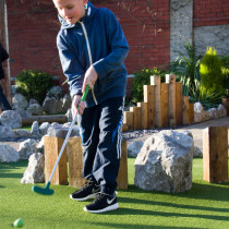Children's Golf Morecambe