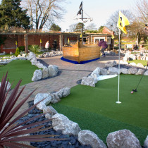 Adventure Golf Morecambe Bay
