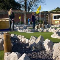 Golf In Happy Mount Park